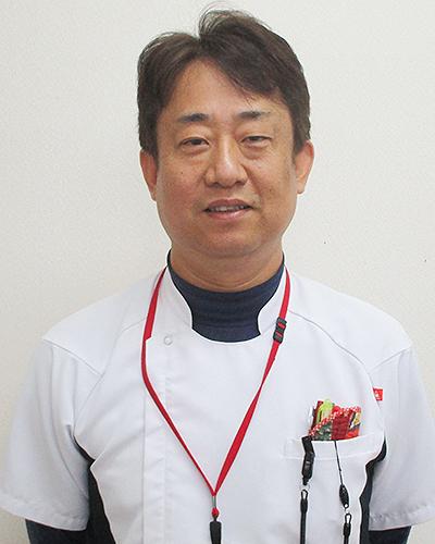 看護部長 阪上 浩文