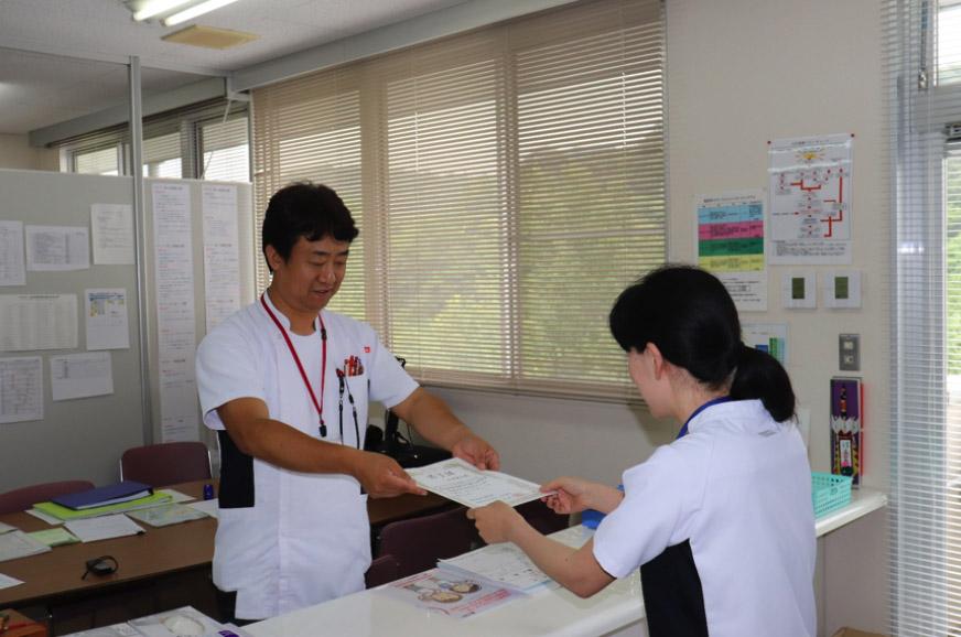 看護職員復職支援研修終了