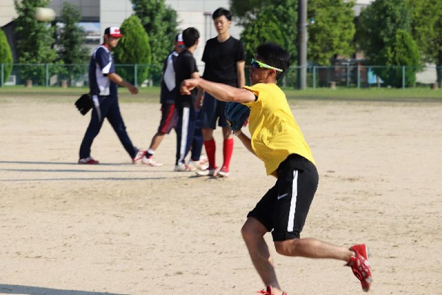 【野球部】合宿を行いました。